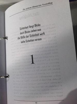 Petra Mettke/Gigabuch Winkelsstein 09/Der siebente Himmel der Verzweiflung/Druckskript 2013/1. Buchabschnitt
