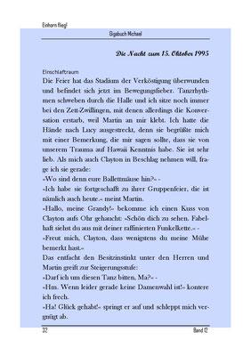 Petra Mettke und Karin Mettke-Schröder /Gigabuch Michael 12/Seite 32