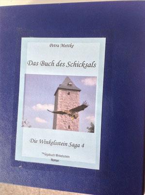 Petra Mettke/Gigabuch Winkelsstein 04/Das Buch des Schicksals/Druckskript 2011/Ordner