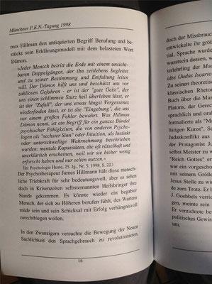 Karin Schröder, Petra Mettke/Resümee-PEN Heft 1/1998/Seite 16