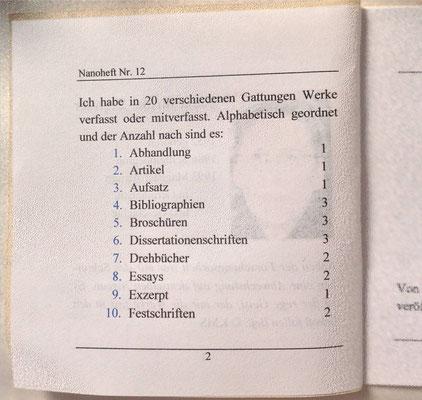 Karin Mettke-Schröder/Autoreninformation/Nanobook Nr. 12/2009/Seite 2