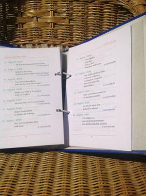 Karin Mettke-Schröder, Petra Mettke/Gedankenformeln/Spruchbandskript 3/2008/Seite 44-45