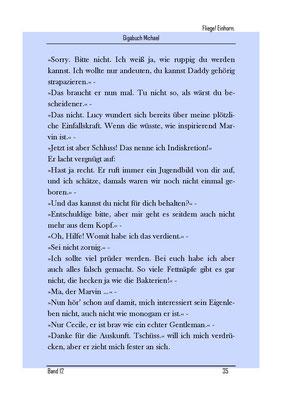 Petra Mettke und Karin Mettke-Schröder /Gigabuch Michael 12/Seite 35