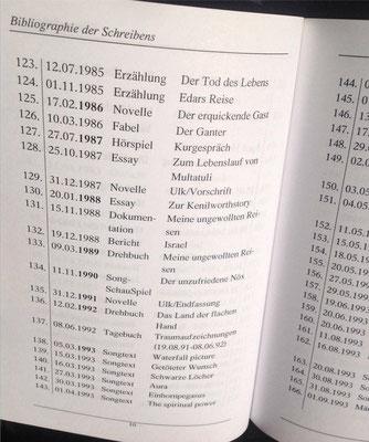Petra Mettke, Karin Mettke-Schröder/Bibliographie des Schreibens/2004/Seite 10