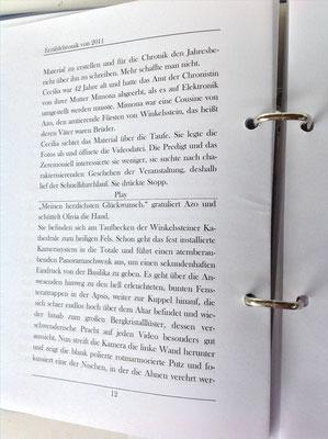 Petra Mettke/Gigabuch Winkelsstein 03/Der Kern der Dynastie/Druckskript 2011/Seite 12