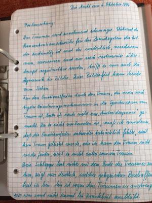 Petra Mettke/Gigabuch Michael 16/Originalordner/1996/ Seite 1027