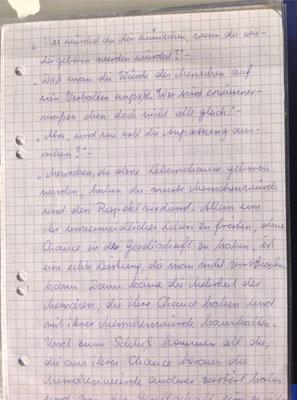 Karin Mettke-Schröder, Probe-Essay über Multatli, 1987, Seite 2