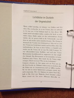 Karin Mettke-Schröder/™Gigabuch Universum Band 2/Du hast doch eine Seele, Esmeralda/Novelle/Seite 20