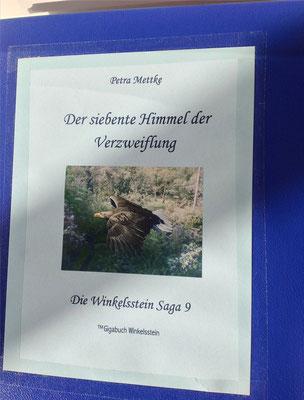 Petra Mettke/Gigabuch Winkelsstein 09/Der siebente Himmel der Verzweiflung/Druckskript 2013/Ordner