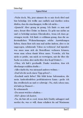 Petra Mettke und Karin Mettke-Schröder /Gigabuch Michael 12/Seite 36