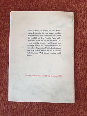 Petra Mettke und Karin Mettke-Schröder/Die Verweigerer/Kurzgeschichte, 2016/™Gigabuch-Bibliothek/Rückseite