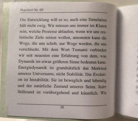 Petra Mettke, Karin Mettke-Schröder/Schöngeist oder Simulation?/Thesen zum Gigabuch Michael/Nanobook Nr. 9/2005/Seite 10