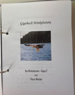 Petra Mettke/Gigabuch Winkelsstein 02/Das evolutionäre Guthaben/Druckskript 2010/Deckblatt