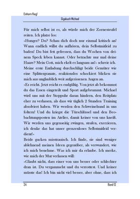 Petra Mettke und Karin Mettke-Schröder /Gigabuch Michael 13/Seite 34