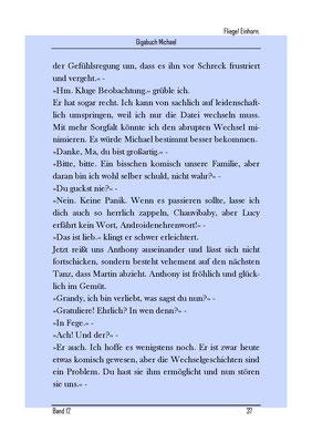 Petra Mettke und Karin Mettke-Schröder /Gigabuch Michael 12/Seite 37