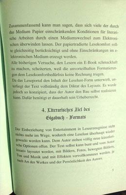 Karin Mettke-Schröder, Petra Mettke/Trademark Gigabuch/Prospekt 3/2007/Seite 5