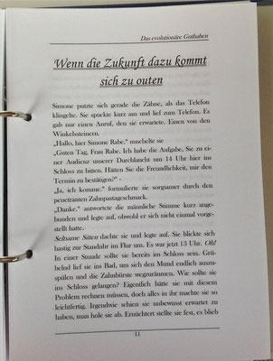 Petra Mettke/Gigabuch Winkelsstein 02/Das evolutionäre Guthaben/Druckskript 2010/Seite 11