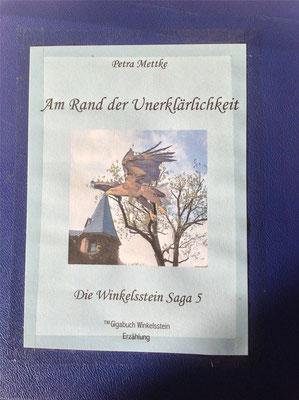 Petra Mettke/Gigabuch Winkelsstein 05/Am Rande der Unerklärlichkeit/Druckskript 2011/Ordner