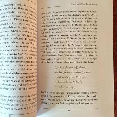 Karin Mettke-Schröder/Gigabuch Universum/Die Legende der Erdlinge 1/2012/Seite 10-11