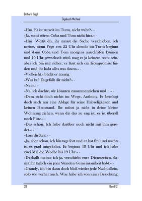 Petra Mettke und Karin Mettke-Schröder /Gigabuch Michael 12/Seite 38