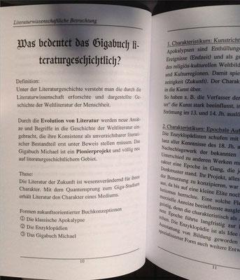 Karin Mettke-Schröder/Das Gigabuch Michael/Broschürefassung von 2003/Seite 10