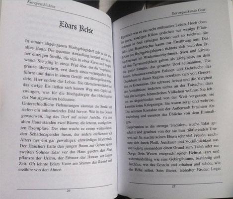 Petra Mettke/Der erquickende Gast/Kurzgeschichten/Druckheft von 2002/Seite 26-27