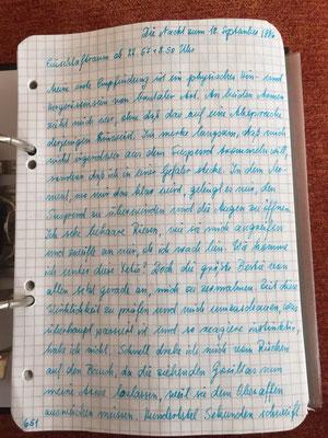 Petra Mettke/Gigabuch Michael 16/Originalordner/1996/ Seite 651
