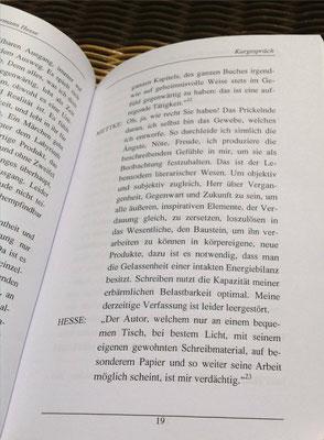 Petra Mettke/Kurgespräch/Hörspiel/Druckheft von 2002/Seite 19