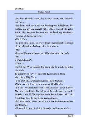 Petra Mettke und Karin Mettke-Schröder /Gigabuch Michael 12/Seite 34