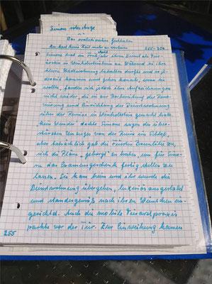 Petra Mettke/Gigabuch Winkelsstein 02/Original 2010/6. Kapitel: Du hast keine Zeit mehr zu verlieren
