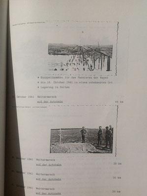 Karin Mettke-Schröder, Petra Mettke/Druckskript von 1987/Paul Krause/Kriegstagebuch/Eintrag 18.10.1941