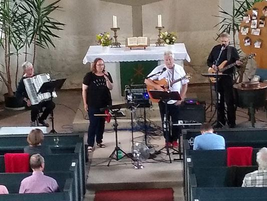 Kirche Bülkau