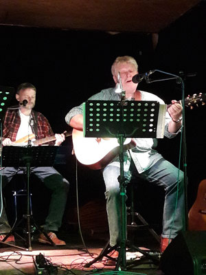 Konzert Bei Calle in Cadenberge April (Foto HJKempe)