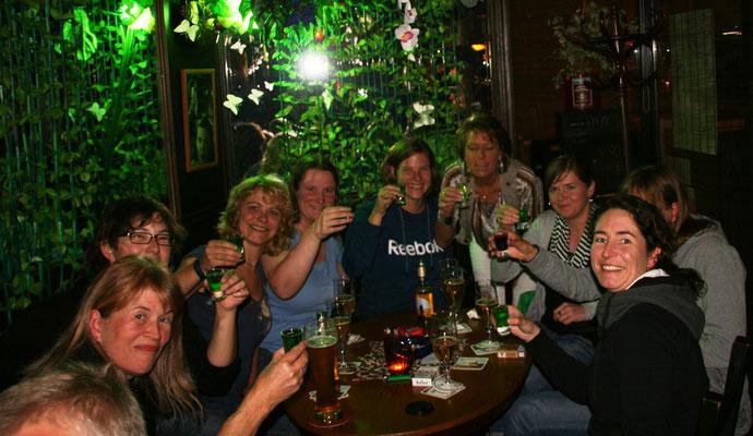 Im COMEBACK in Buxtehude - gut gelaunte Mädels