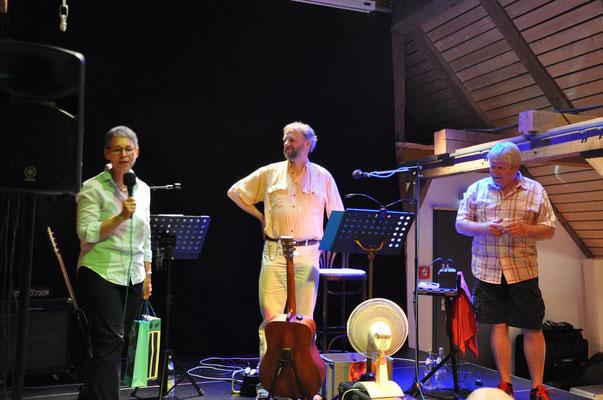 Kornspeicher Freiburg August (Benefiz Konzert)