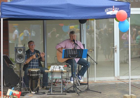 Nachbarschaftsfest in Beverstedt