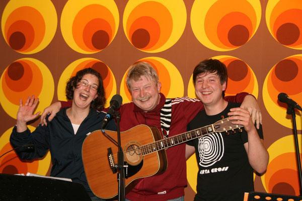 KulturDiele Steinkirchen II. mit Kathrin und Benjamin