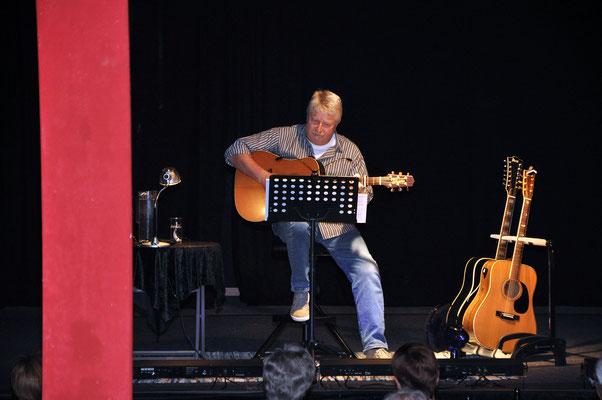 unplugged Konzert Kleinkunstbühne Cuxhaven August