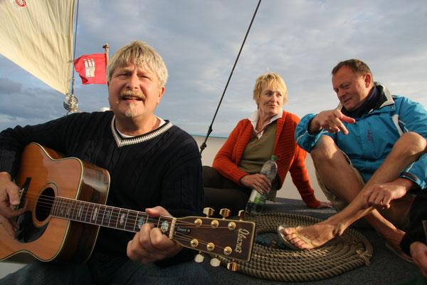Mit der OMKA auf der Elbe