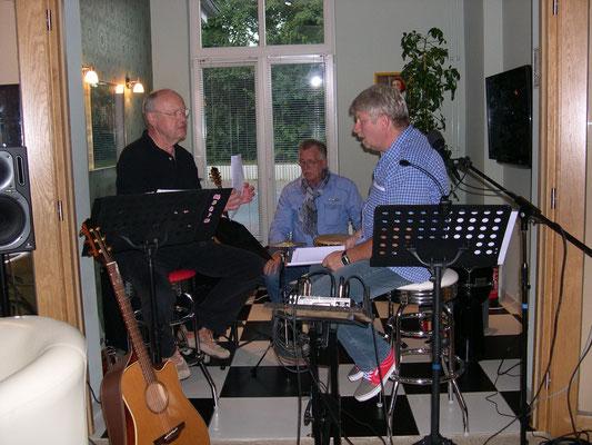 Konzert im La Gare in Hemmoor - unterstützt von Freunden