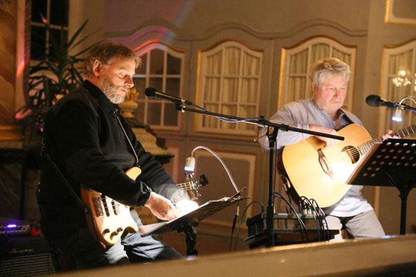 Friedenslieder Konzert Kirche Drochtersen März