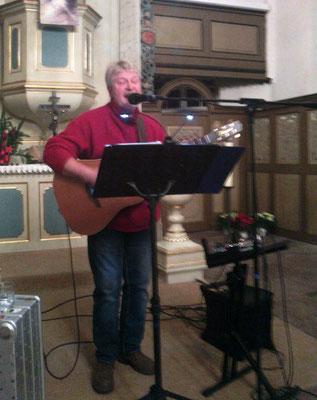 Kirchenkonzert in der Kirche in Himmelpforten