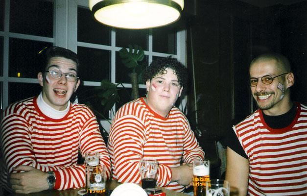3 x H   Helge, Him und Horst