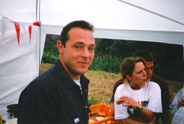 Rüdiger, Tanja und Dirk