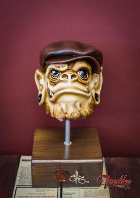 The rockin Ape, comission work