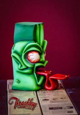 WeirdCard halter, VisitenKartenHalter, limited edition von 10