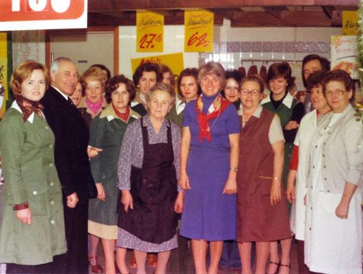Die Belegschaft 1977
