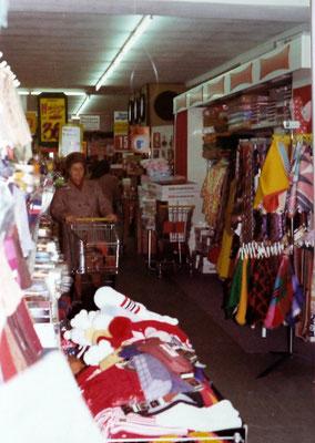Geschäftseinblick 1977