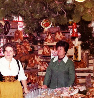 Räuerwochen im SPAR-Markt Steinberger 1974