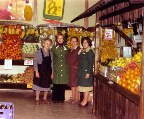 Obstabteilung 1977